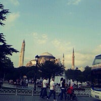 9/26/2015 tarihinde Mehmet Hilmi A.ziyaretçi tarafından Sultanahmet'de çekilen fotoğraf