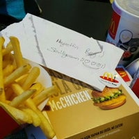 Photo taken at McDonald's by Hayrettin A. on 10/24/2015