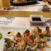 Photo taken at Kymata Sushi Bar by Eleni B. on 1/3/2015