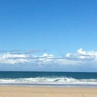 Photo taken at West Beach by Lumko M. on 7/6/2014