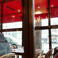 Photo taken at Café Pasteur by Regina H. on 2/14/2016