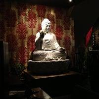 Photo taken at Kiku Sushi by Essex on 11/19/2012