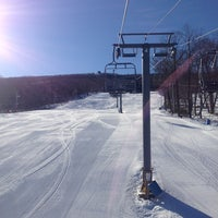 Photo taken at Camelback Mountain Resort by Essex on 2/18/2013