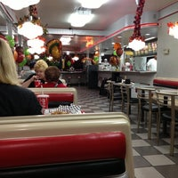 Photo taken at Astro Burger by Steven d. on 11/22/2012