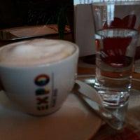 Photo taken at Cafe Dörflinger by Züleyha U. on 1/22/2014