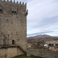 Photo taken at Castelo de Montalegre by Avianense on 1/26/2013