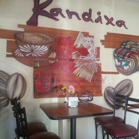 Photo taken at Kandixa by Yadira M. on 6/14/2014