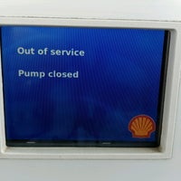 Photo taken at Shell by Adam S. on 1/24/2017