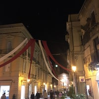 Photo taken at Piazza Rossetti by Mona P. on 9/11/2017