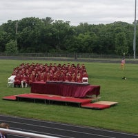 Photo taken at Badger High School by shannon t. on 6/2/2013