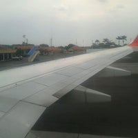 Photo taken at Ahmad Yani International Airport (SRG) by Eka S. on 10/7/2012