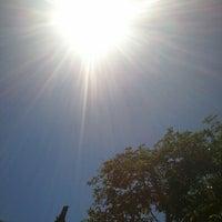 Photo taken at Ouro Verde Arte Jardim by Gino C. on 10/28/2012