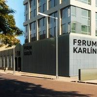 Photo taken at Forum Karlín by Forum Karlín on 5/21/2014