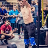 Photo taken at CrossFit Boom by CrossFit Boom on 12/16/2013
