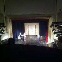 Photo taken at Teatrul Nottara by Andrei V. on 2/22/2013