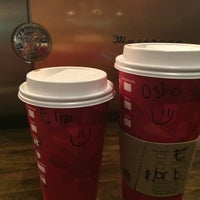 Photo taken at Starbucks by Elisa C. on 12/28/2014