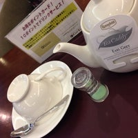 Photo taken at Cafe Esperance by Orn C. on 5/12/2014