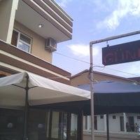 Photo taken at Güneş Apart Otel by Hayrettin S. on 8/3/2014