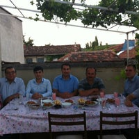 Photo taken at Kırka Köyü by Ali K. on 7/5/2014
