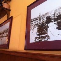 Photo taken at Restaurant O'Higgins by John M. on 4/20/2013