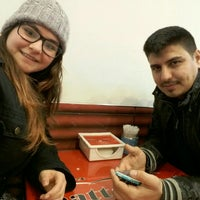 Photo taken at Battalbey Batı Gazi Bulvarı by Ayşe Büşra M. on 2/12/2016