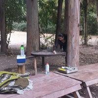Photo taken at Camping el Toyo by David P. on 4/18/2014