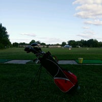Photo taken at Elm Hills Golf Course by Vanya P. on 9/2/2016