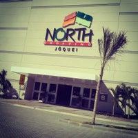 Photo taken at North Shopping Jóquei by Ana Paula F. on 11/8/2013