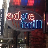 Photo taken at Edge Grill by Lewil S. on 1/19/2013