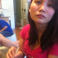 Photo taken at Ross Nail Spa by teija a. on 5/11/2013