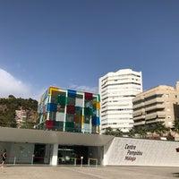 10/13/2017にRosario Joy G.がCentre Pompidou Málagaで撮った写真