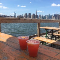 Photo taken at Brooklyn Barge by Rosario Joy G. on 8/13/2017