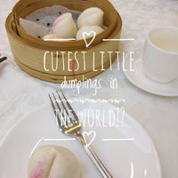 Photo taken at Kung Tak Lam Shanghai Vegetarian Cuisine 功德林上海素食 by Rebecca A. on 4/12/2017