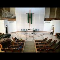 Photo taken at First Presbyterian Church of Santa Monica by Sharp B. on 6/28/2014