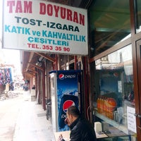 Photo taken at Tam Doyuran kahvalti salonu by Ali Rıza T. on 3/6/2014