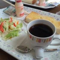 Photo taken at 喫茶 里巣凡 by Kana on 10/18/2014