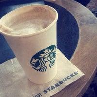 Photo taken at Starbucks by Kana on 2/28/2014