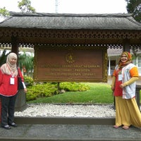 Photo taken at Istana Kepresidenan Cipanas by Sulvi S. on 7/9/2017