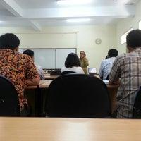 Photo taken at Institut Pemerintahan Dalam Negeri (IPDN) by Sulvi S. on 4/11/2015