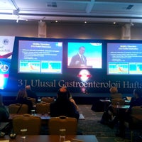 Photo taken at Titanic Hotel Convention Center by ismet D. on 11/26/2014