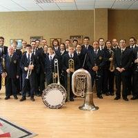 Foto tomada en Sociedad Nueva Unión Musical - Granja de Rocamora (SNUM) por Mike P. el 1/4/2014
