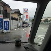 Das Foto wurde bei ESSO 飯田インターSS / 北原産業(株) von F.Kit น. am 7/9/2016 aufgenommen