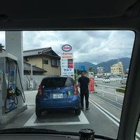 Das Foto wurde bei ESSO 飯田インターSS / 北原産業(株) von F.Kit น. am 7/16/2016 aufgenommen