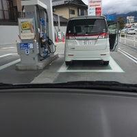 Das Foto wurde bei ESSO 飯田インターSS / 北原産業(株) von F.Kit น. am 9/21/2016 aufgenommen