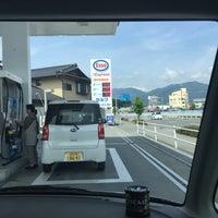Das Foto wurde bei ESSO 飯田インターSS / 北原産業(株) von F.Kit น. am 5/14/2016 aufgenommen