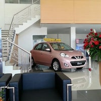 Photo taken at nissan tg priok by Ricky A. on 3/29/2014