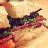 Снимок сделан в Devil's Dill Sandwich Shop пользователем Jeremy S. 12/21/2014