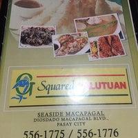 Photo taken at G Squared Paluto Restaurant by Yolanda R. on 1/1/2015