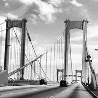 Photo taken at Delaware Memorial Bridge by Lisa S. on 8/12/2012