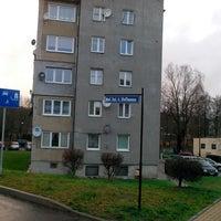 Photo taken at Straszyn by Maciek H. on 1/12/2014